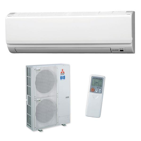Climatiseur mono split mitsubishi mural pka rp triphas for Climatiseur inverter mural