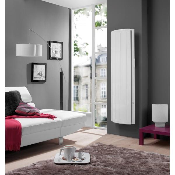radiateur inertie atlantic maradja pilotage intelligent v 1500w. Black Bedroom Furniture Sets. Home Design Ideas