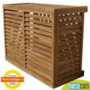 cache climatiseur groupe unit compresseur ext rieur. Black Bedroom Furniture Sets. Home Design Ideas