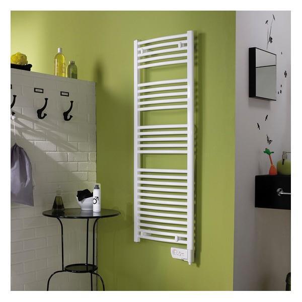 thermor corsaire etroit 500 w radiateur s che serviettes. Black Bedroom Furniture Sets. Home Design Ideas