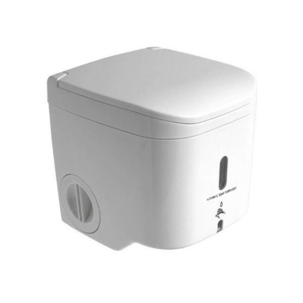 distributeur infrarouge de savon liquide. Black Bedroom Furniture Sets. Home Design Ideas
