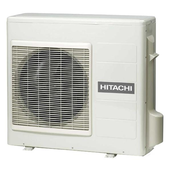 unit ext rieure multi split inverter r versible hitachi ram90np5b. Black Bedroom Furniture Sets. Home Design Ideas