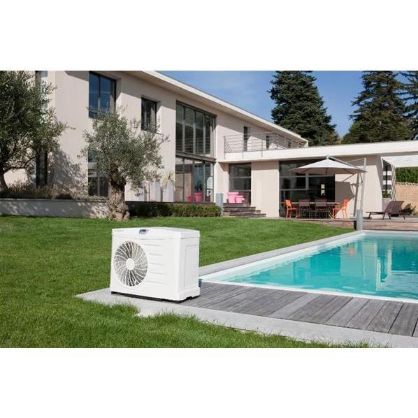 Pac zodiac power 9 mono for Puissance chauffage piscine