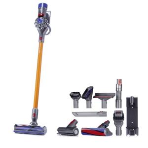 aspirateur dyson v8 absolute plus l 39 aspirateur balai sans fil. Black Bedroom Furniture Sets. Home Design Ideas
