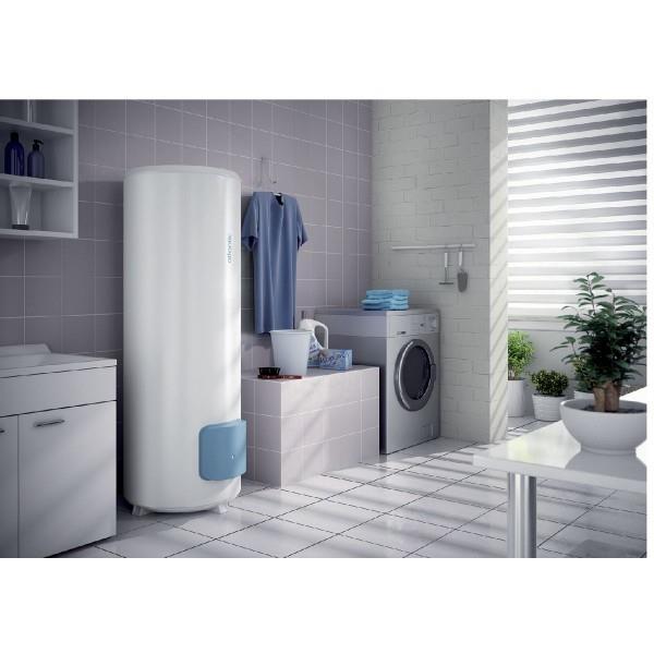 atlantic zeneo vertical sur socle 150l. Black Bedroom Furniture Sets. Home Design Ideas
