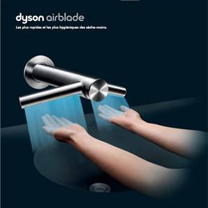 Sèche-mains Robinet Airblade Tap DYSON