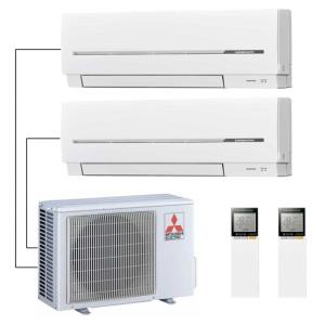 Climatiseur | PAC Air-Air MULTI-SPLIT