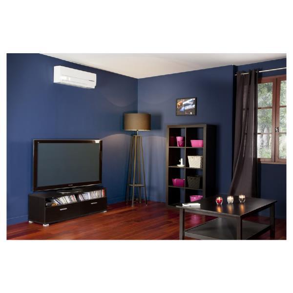 climatiseur mono split mitsubishi mural msz sf50ve. Black Bedroom Furniture Sets. Home Design Ideas