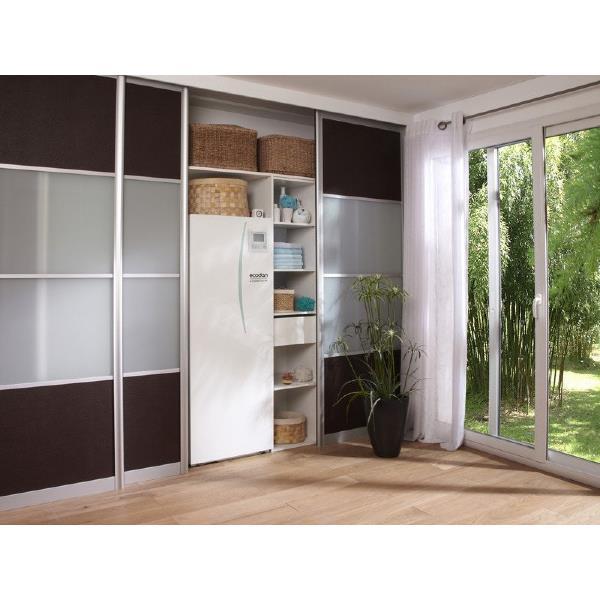 ecodan hydrobox duo split groupe ext rieur zubadan chauffage ecs monophas 80m6. Black Bedroom Furniture Sets. Home Design Ideas